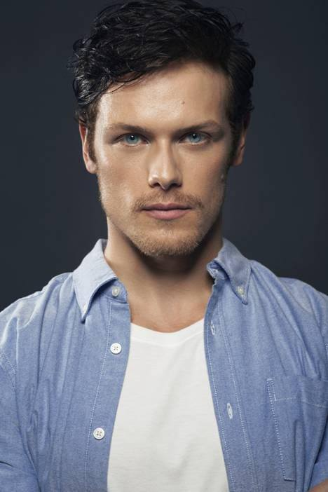 Sam Heughan Production photo
