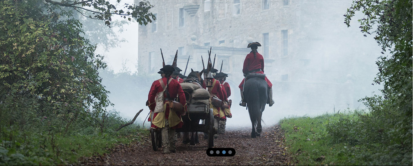 Redcoats Official Outlander
