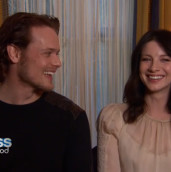 Sam and Cait Access Hollywood