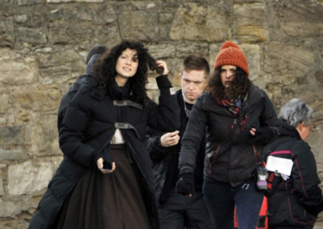 Blackness Castle BTS