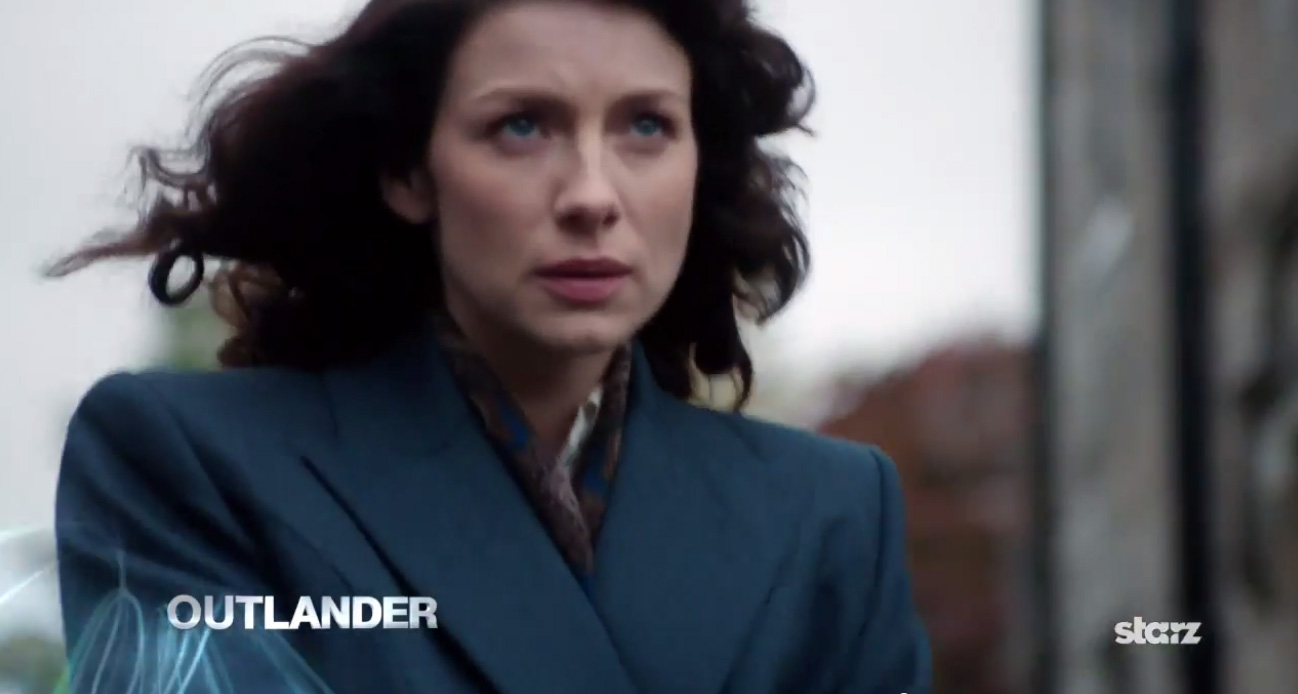 Another Starz Promo Video Shows New 'Outlander' Scenes | Outlander TV...