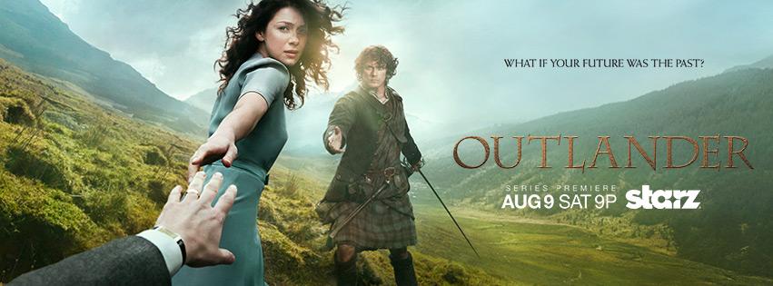 Outlander Poster Wide