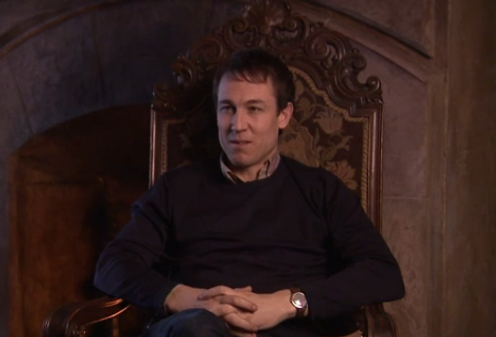 Tobias Menzies Interview