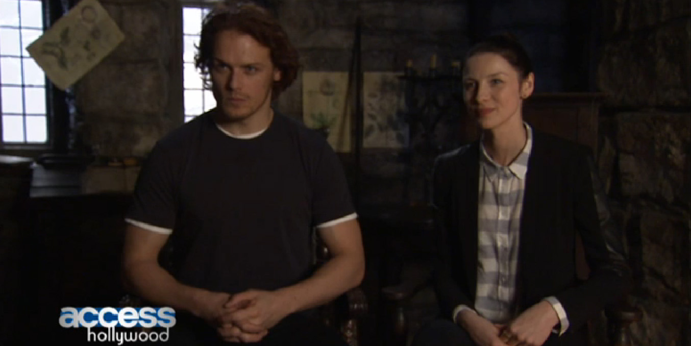 'Outlander' Cast Answers 'What's the Sexiest Gaelic Word ...