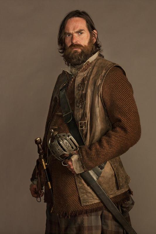 'Outlander' postmortem: EP Ronald Moore talks Geillis ...
