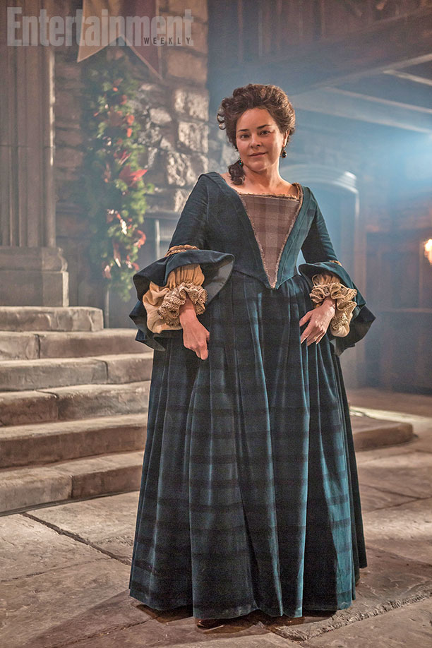 Diana Gabaldon Official Cameo Tagged