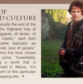 Outlander Newsletter Jacobite