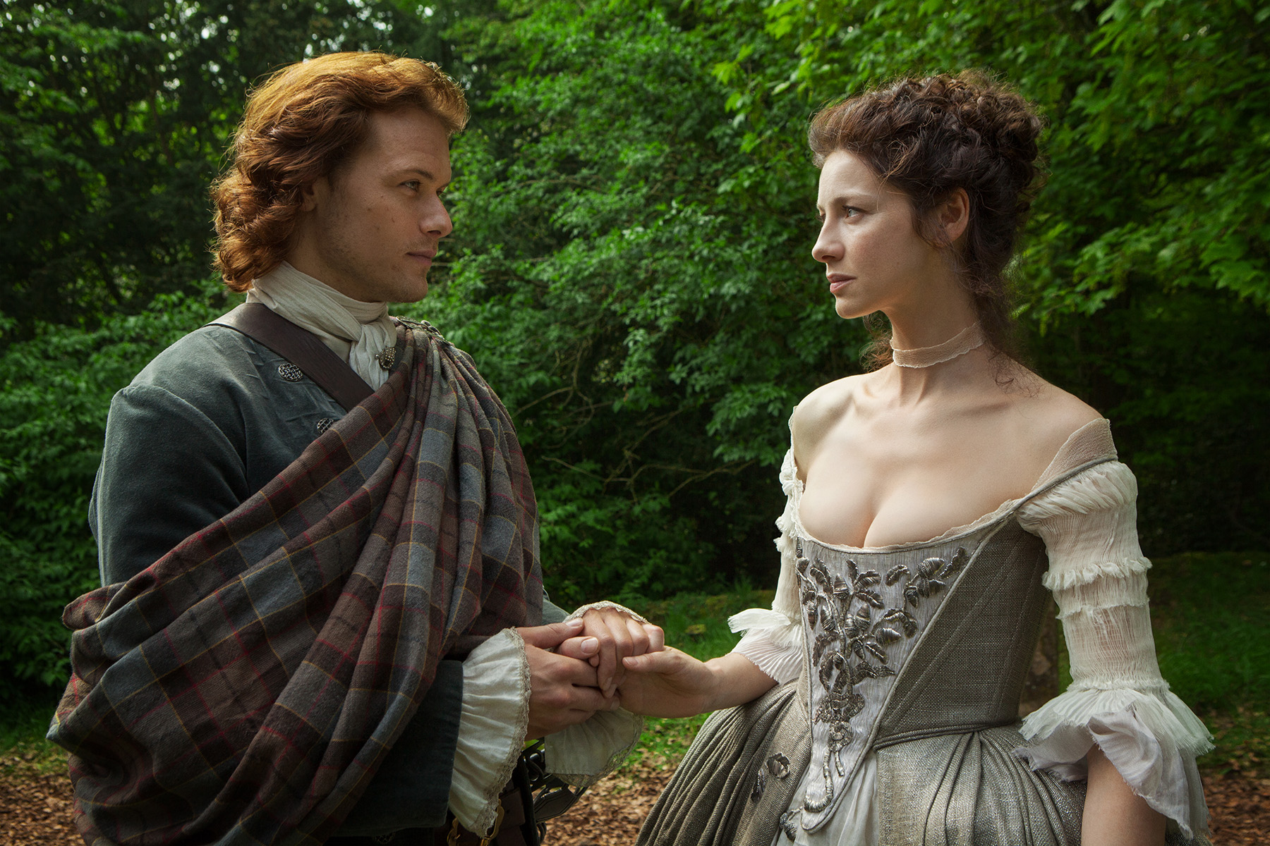 Post Premiere Official Photos From Outlander Episode 107