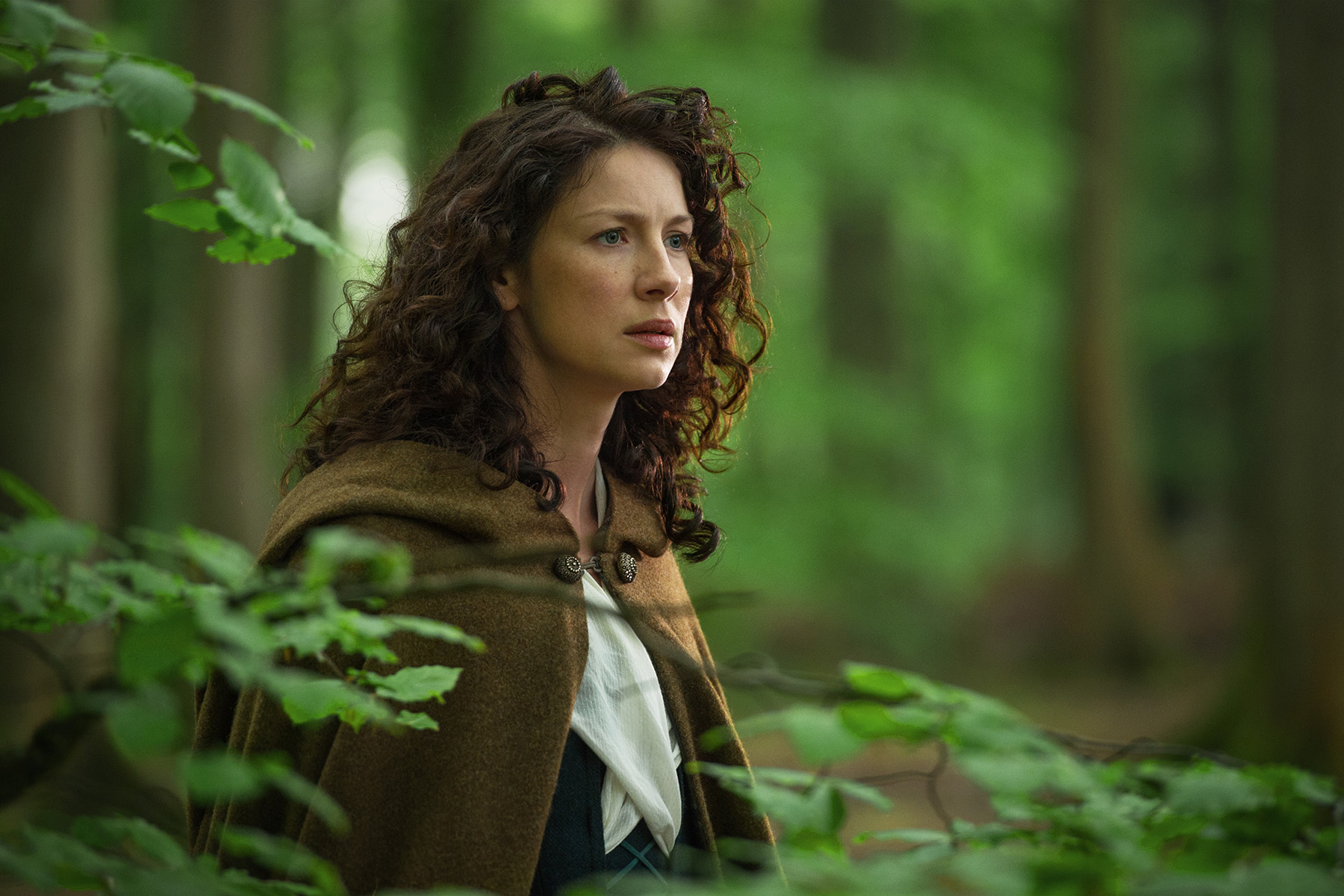 Twitter Q & A with Caitriona Balfe (September 26, 2014) | Outlander