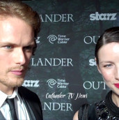 Red Carpet Interview Sam and Cait 1 tagged