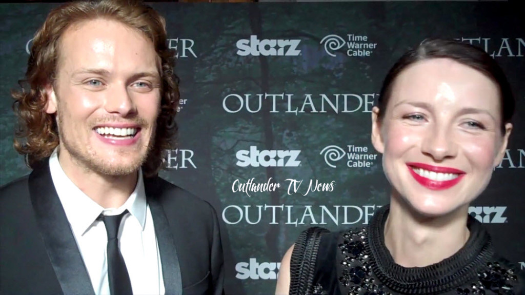 Red Carpet Interview Sam and Cait 2 tagged