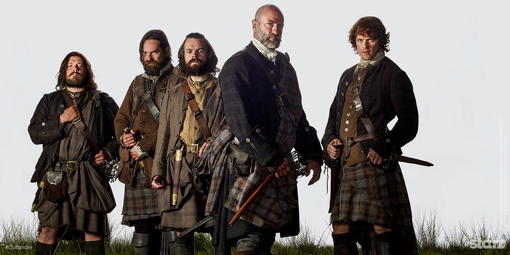 The Clan MacKenzie Goes Pop
