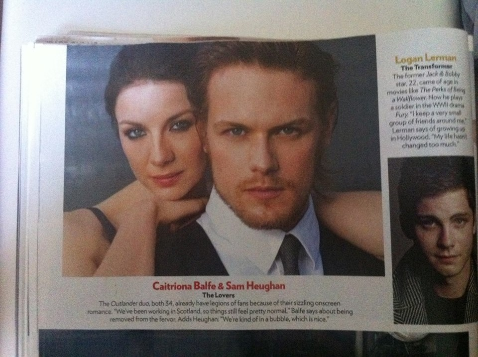 People Mag scan