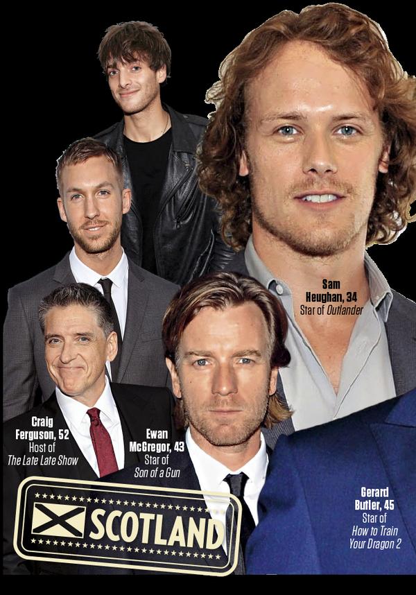 People Magazine Sexiest Man