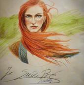 Brianna Randall drawing