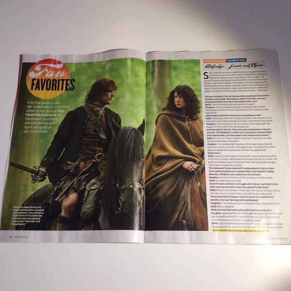 TV Guide Fan Favorite Inside Interview