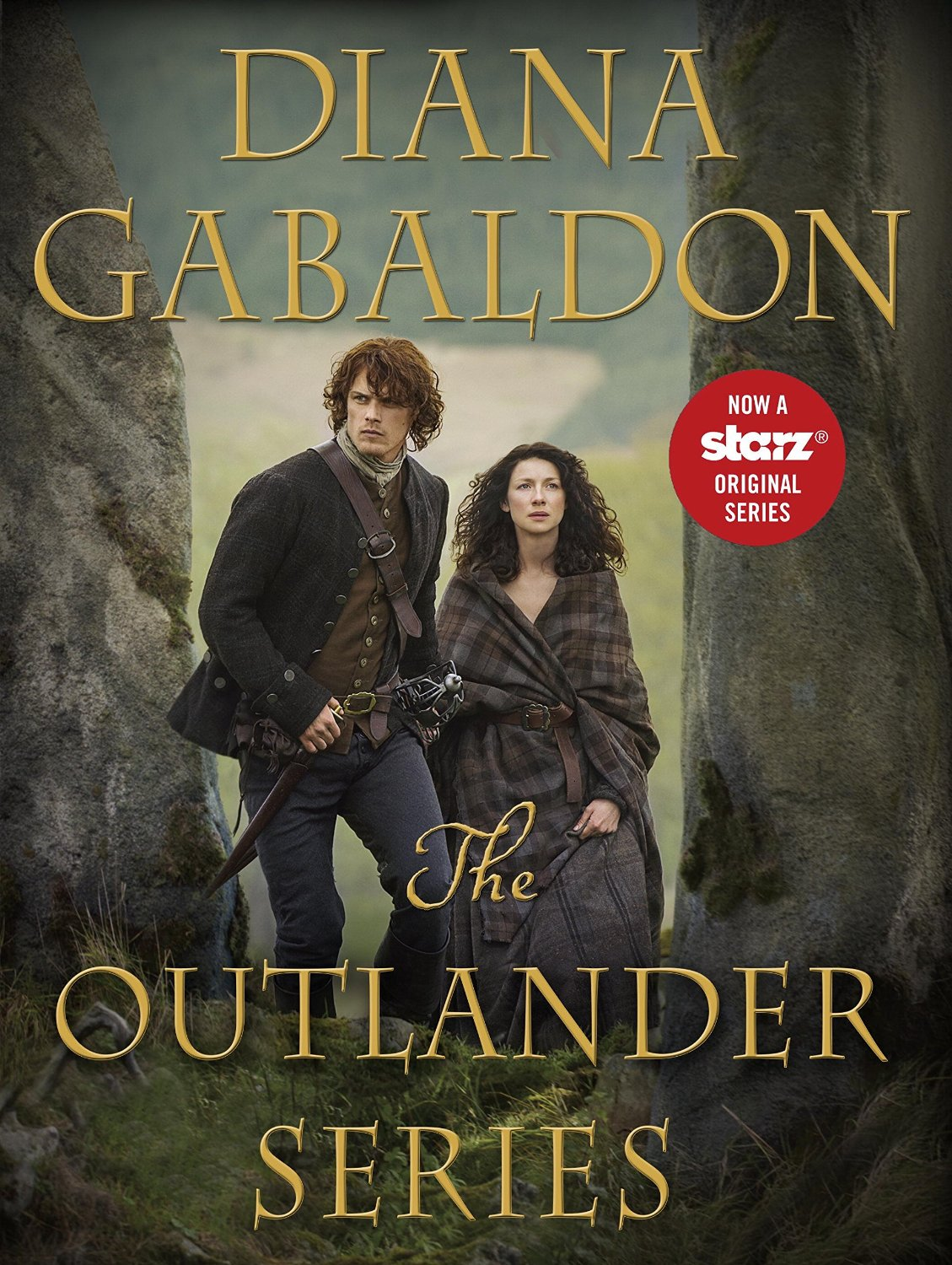 Kindle Book Cover Art ~ 'outlander book bundle for kindle features new tv