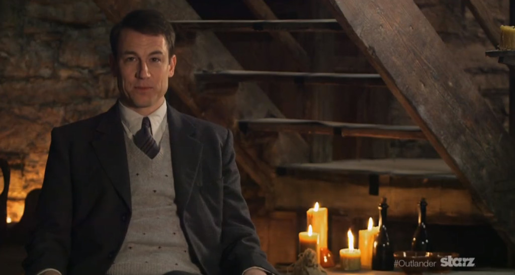 Tobias Menzies This or That Interview
