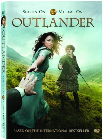Outlander Season 1 Vol 1 DVD