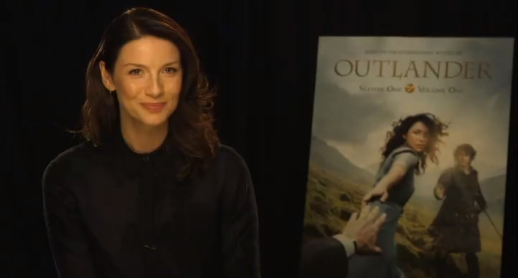 Caitriona Intro Feature DVD