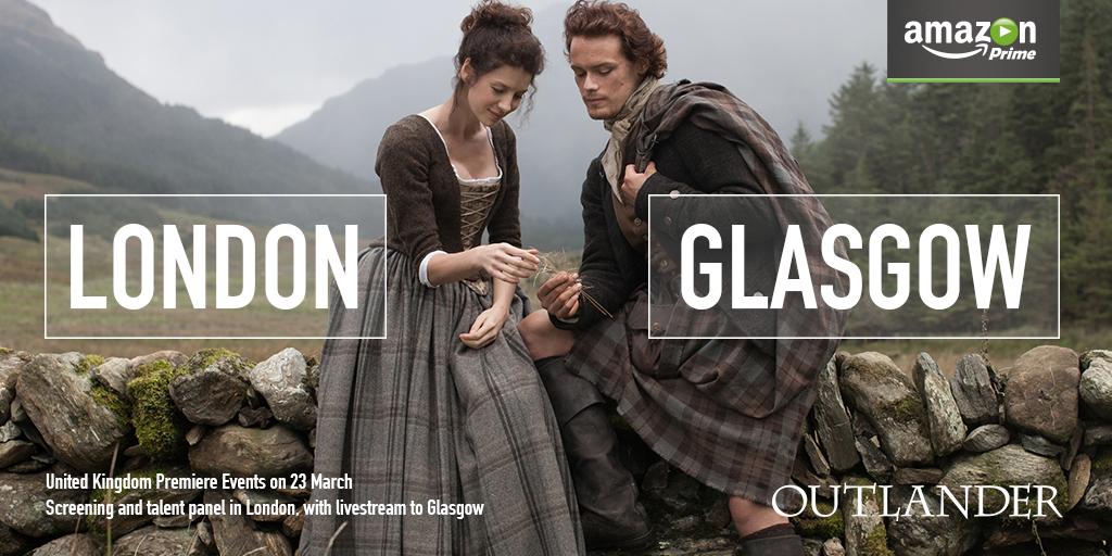 Glasgow London Premiere Announcement