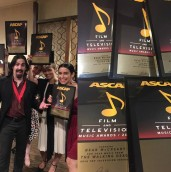 Bear McCreary ASCAP Awards