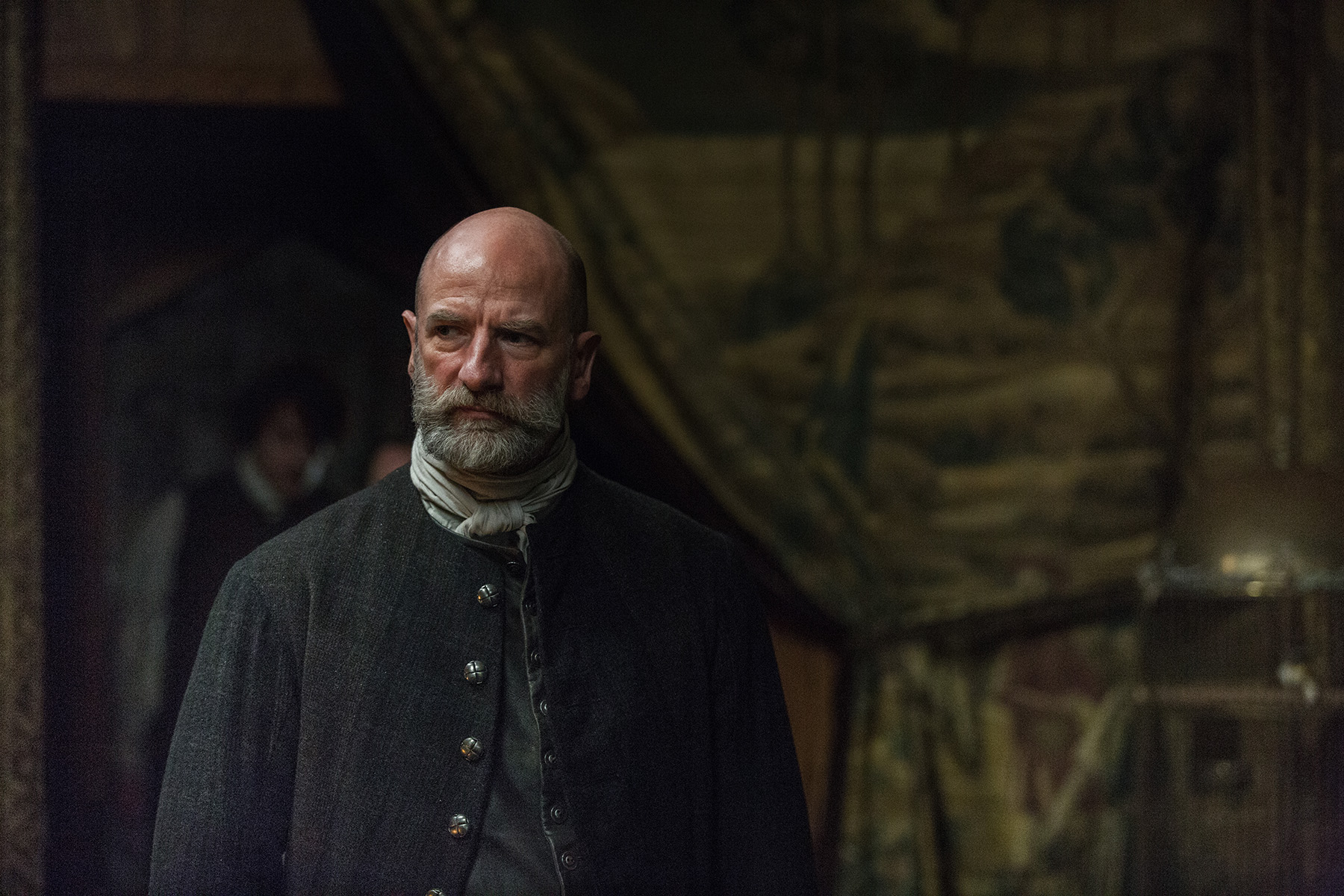 how tall is graham mctavish