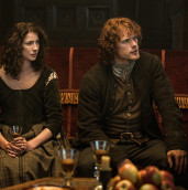 Official The Watch Jamie Sam Claire Caitriona