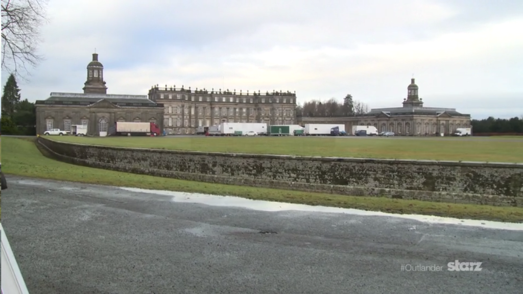 Episode 110 BTS Hopetoun House