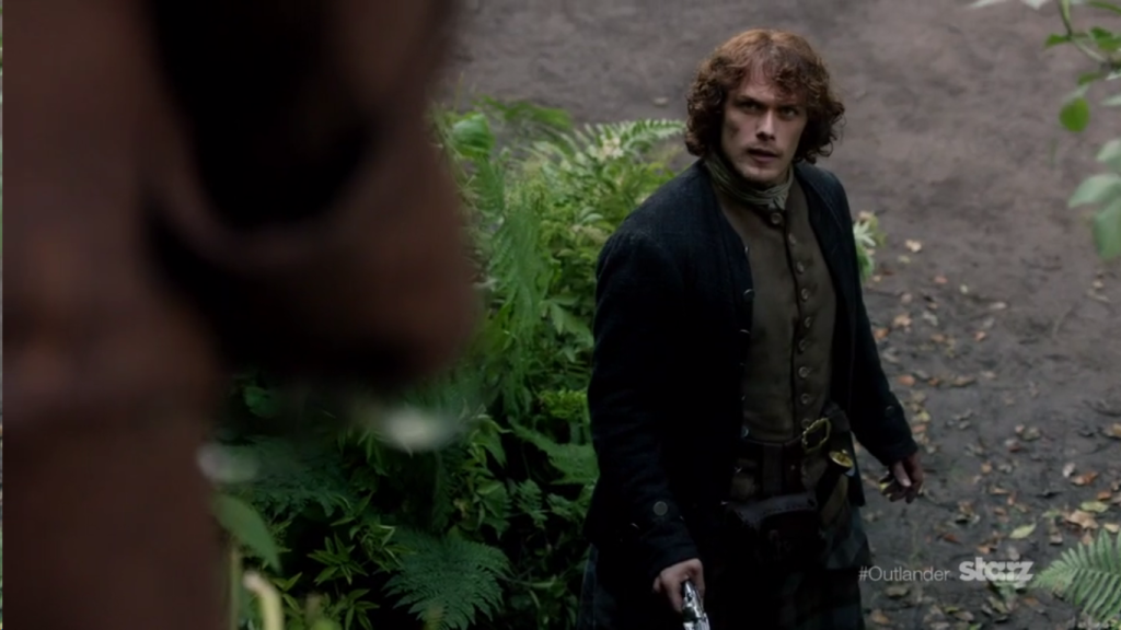Fraser Featurette Jamie Sam