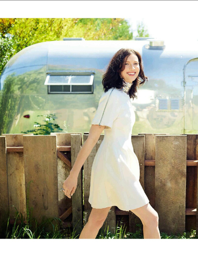 caitriona balfe feature in vogue spain outlander tv news