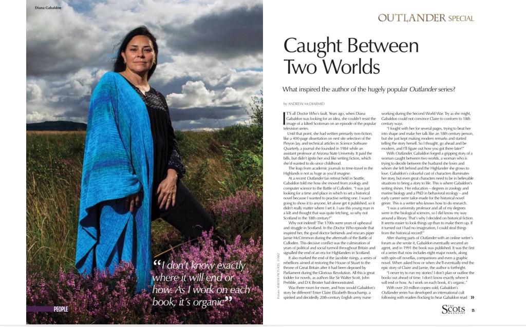 Scots Magazine 1 Diana
