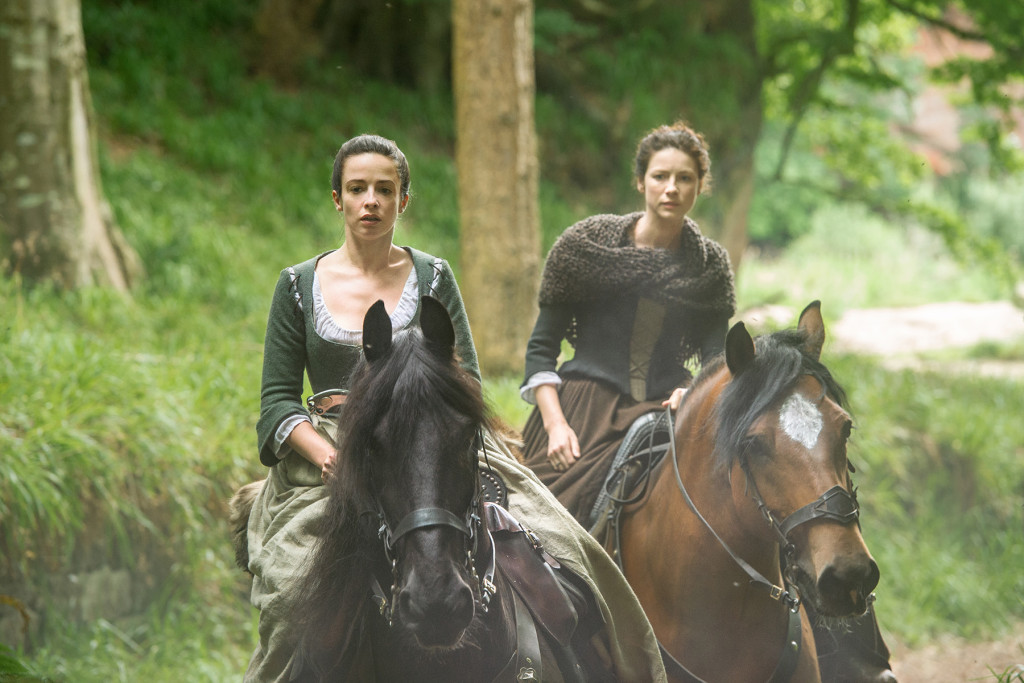 Official Episode 114 Jenny Laura Claire Caitriona