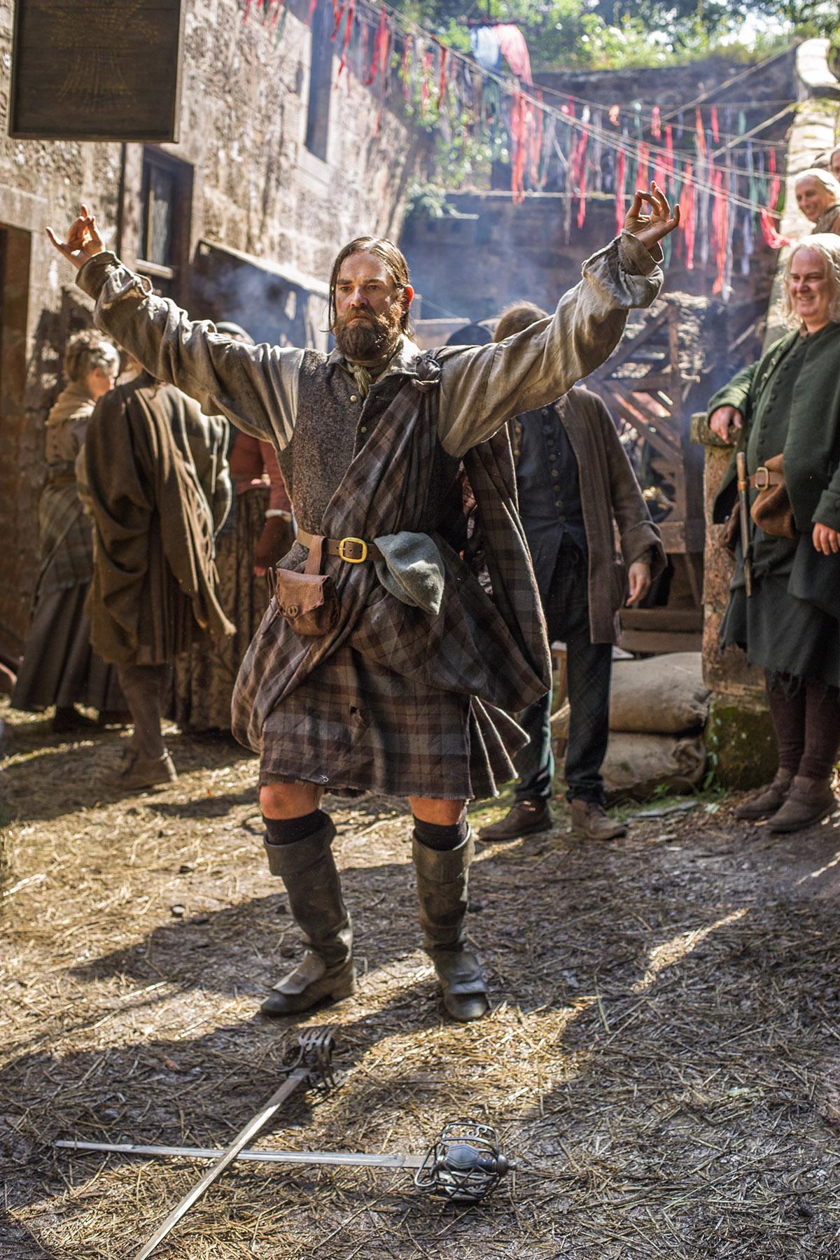 Outlander Murtagh Tot