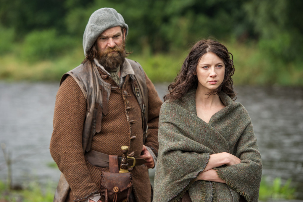 Official Episode 114 Claire Caitriona Murtagh Duncan