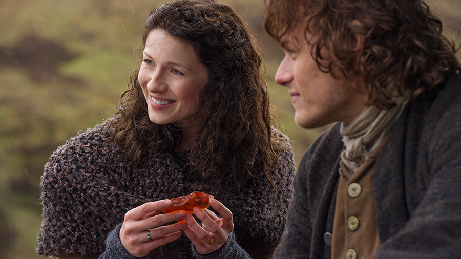 Official Episode 108 Dragonfly in Amber