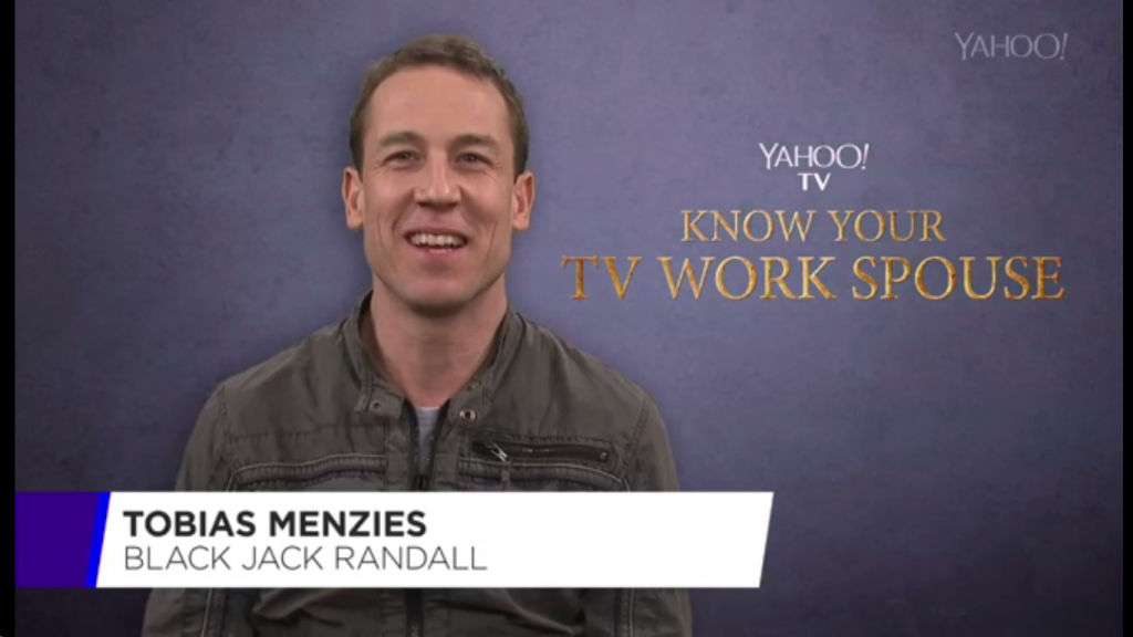 Tobias Menzies Yahoo Game