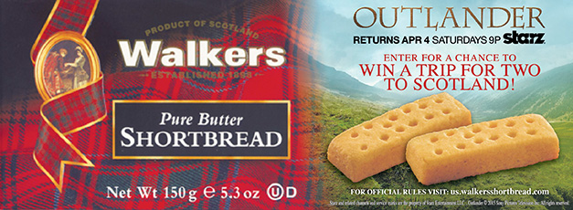 Walkers Outlander Package