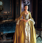 Official Photo Season Two Caitriona Claire