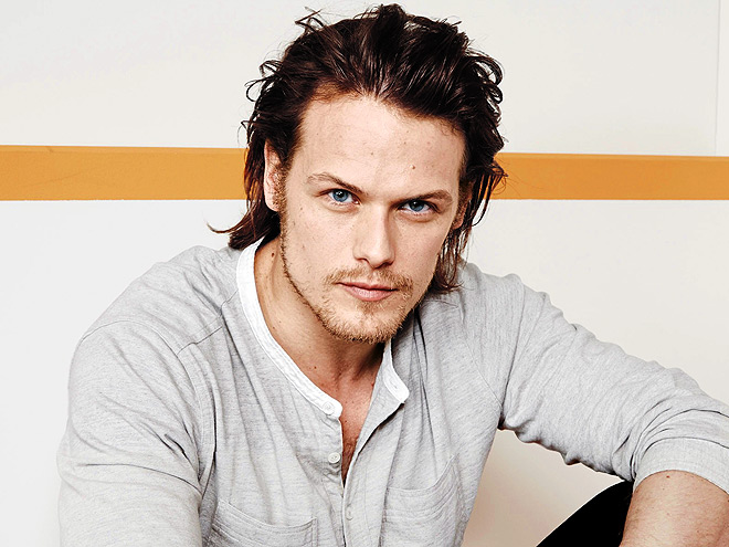 Sexiest Men 2015 Sam Heughan