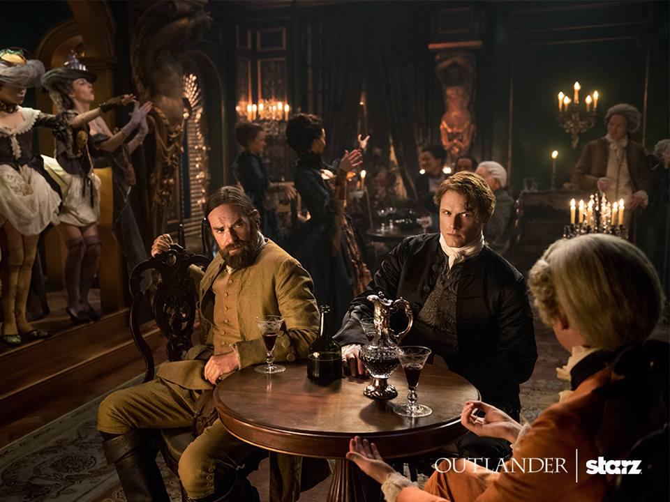 Official Season Two Jamie Murtagh Sam Duncan