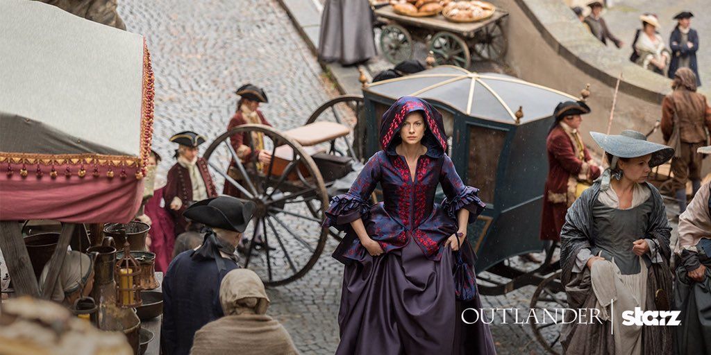 Official S2 Claire Caitriona