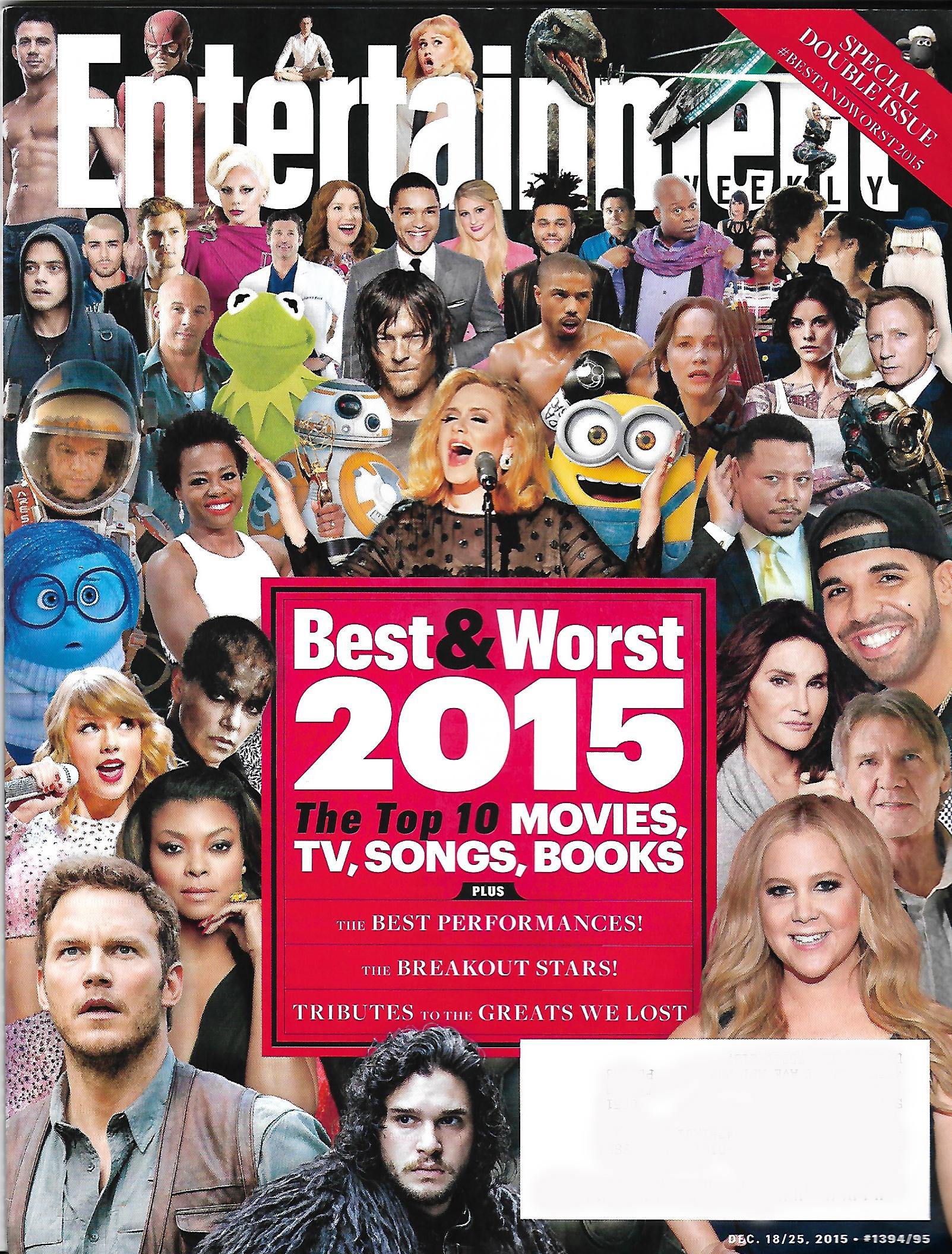 EW Mag Mention Cover