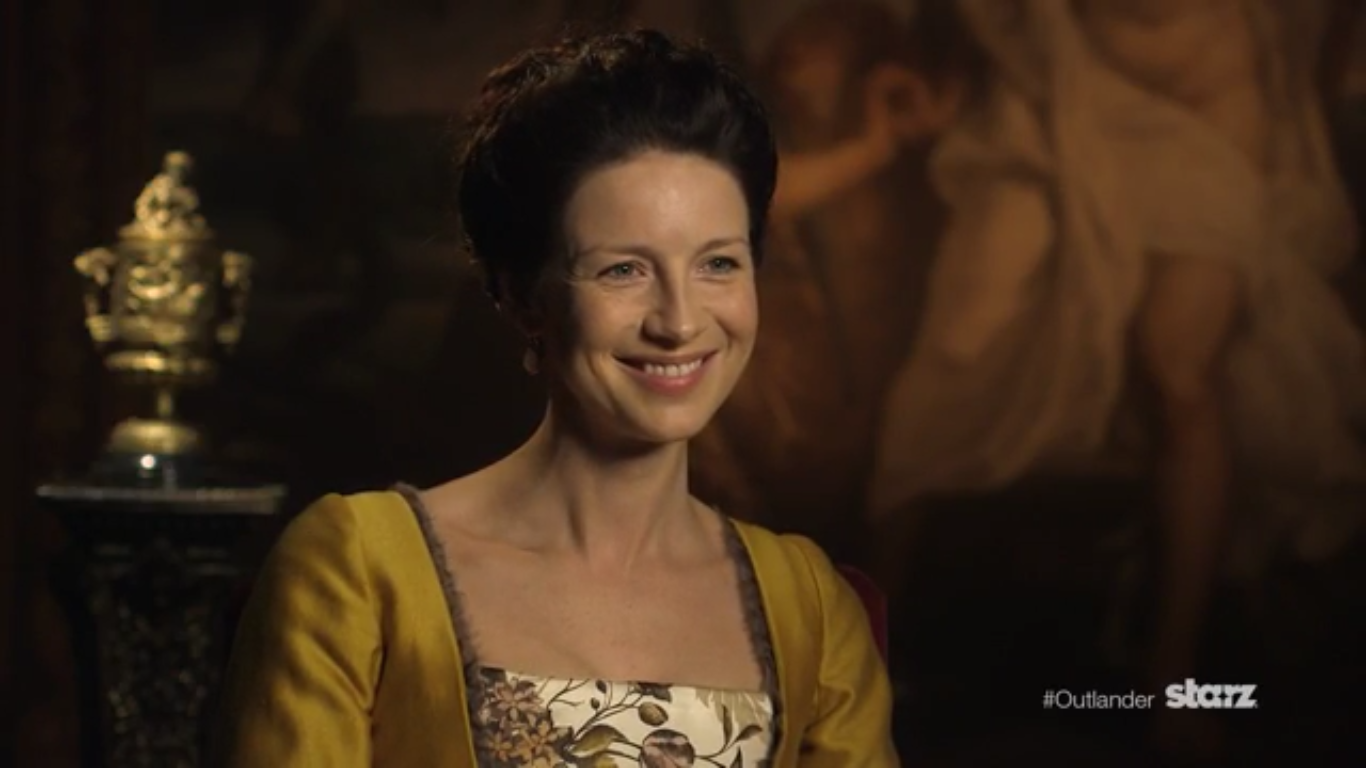 Caitriona Balfe Fan Video