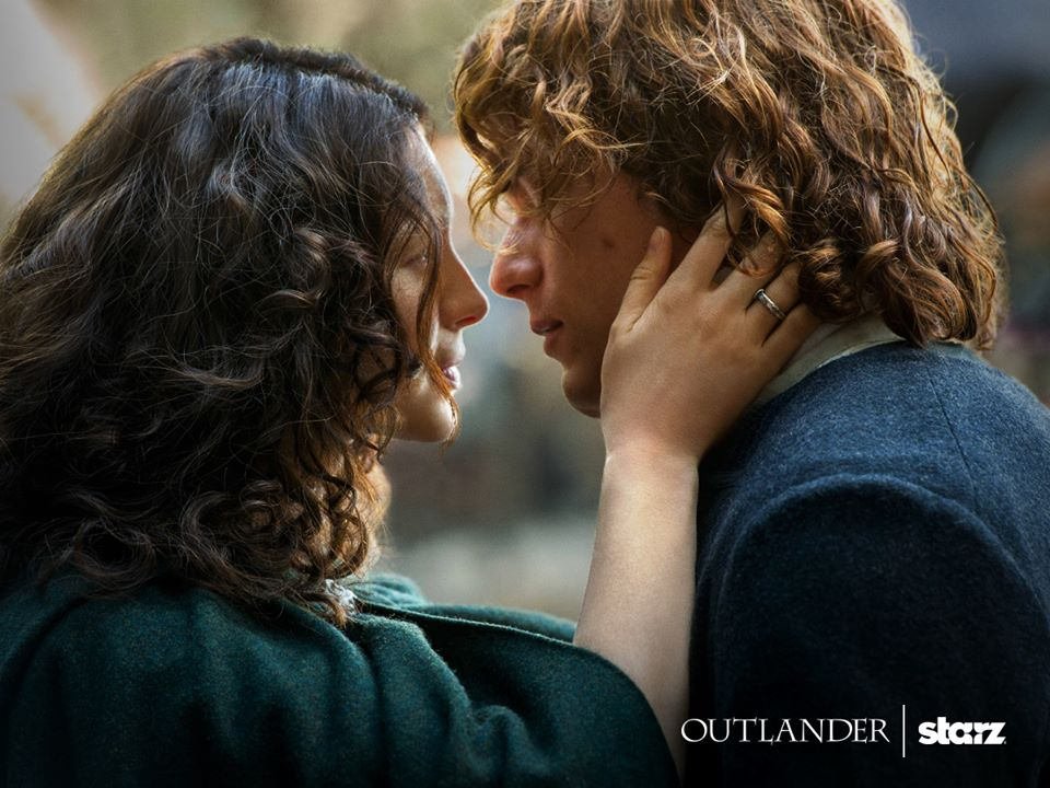S2 official sam jamie caitriona claire