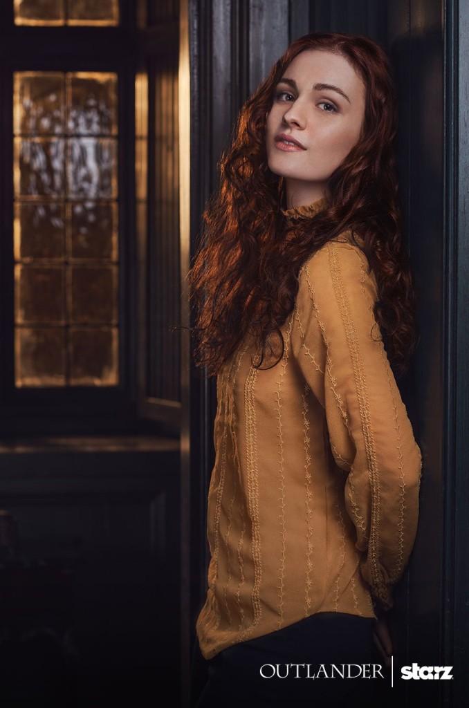 Sophie Skelton Brianna