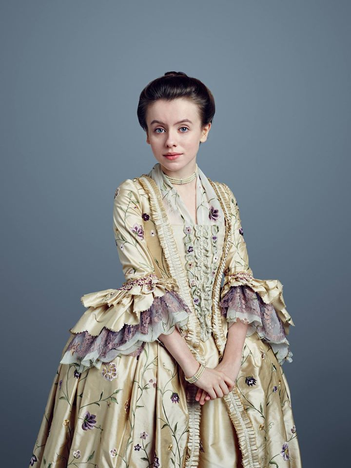 Rosie Day Mary Hawkins