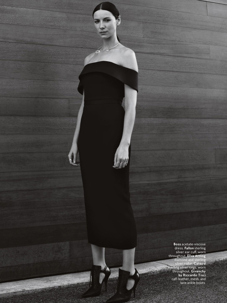 Caitriona InStyle Mag