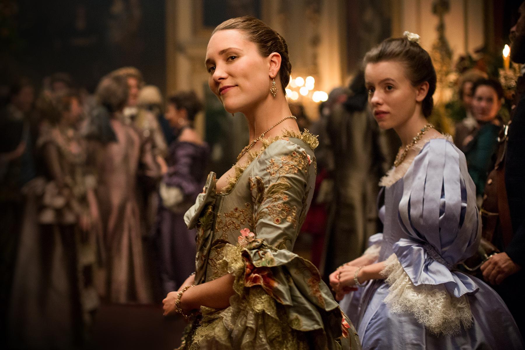 outlander scores two 2016 emmy nominations outlander