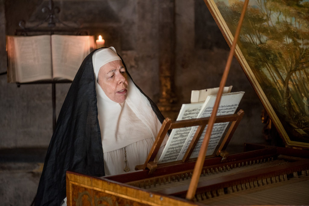 Official 203 Mother Hildergarde Louise